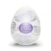 "МАСТУРБАТОР ЯЙЦО ""TENGA EGG CLOUDY"" ОРИГИНАЛ"