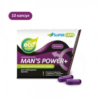 "КАПСУЛЫ ""MANS POWER +"" 10 ШТ"